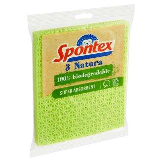Spontex Natura Sponge Cloth 3 pcs
