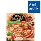 Tesco Italian Style Quick-Frozen Mozzarella Pizza 320 g