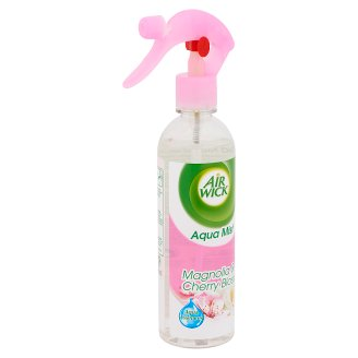 Air Wick Aqua Mist Air Freshener Spray with Magnolia & Cherry Blossom Scent 345 ml