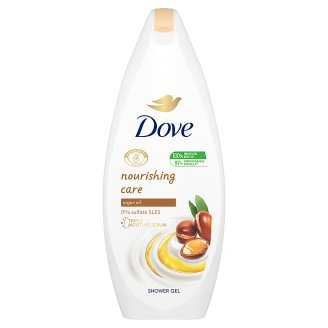 Dove Nourishing Care & Oil krémtusfürdő marokkói argán olajjal 250 ml