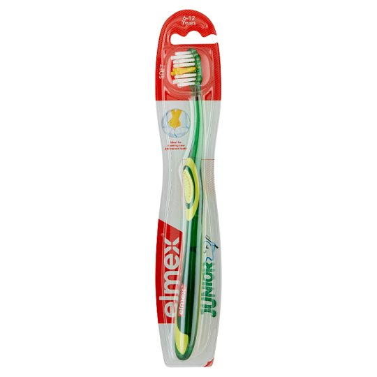 elmex Junior puha fogkefe 6-12 éveseknek