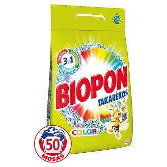 Biopon Takarékos Color Detergent Powder 50 WL 3,5 kg