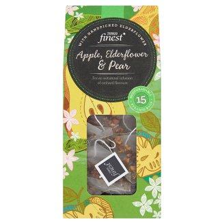 Tesco Finest Apple, Elderflower & Pear Fruit Tea 15 Tea Bags 37,5 g
