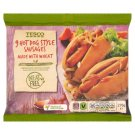 Tesco Frozen Lightly Smoked Vegetarian Sausage Made with Onion and Seasoning 270 g