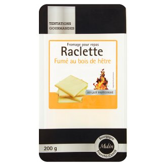 Raclette Smoked Fat Cheese 200 g