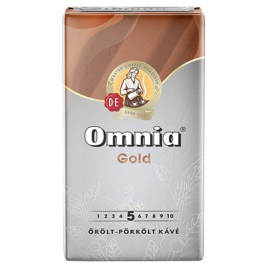 Douwe Egberts Omnia Gold Roasted Ground Coffee 250 g