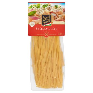 Soós Gran Premio Premium Durum Wheat Tagliatelle Dried Pasta with 8 Eggs 200 g