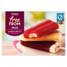 Tesco Free From Ice Cream Selection 6 pcs 330 g