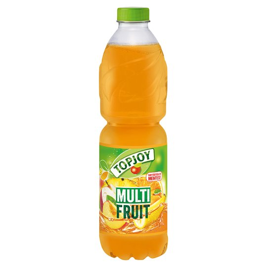 Topjoy Multifruit Mixed Fruit Juice 1,5 l