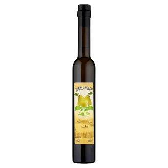 Körös-Völgyi Pear Brandy 38% 0,35 l