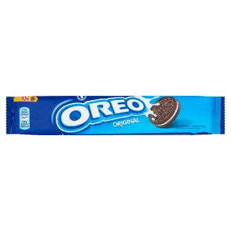 Oreo Original Vanilla Flavoured Cream Filled Cocoa Biscuits 110 g