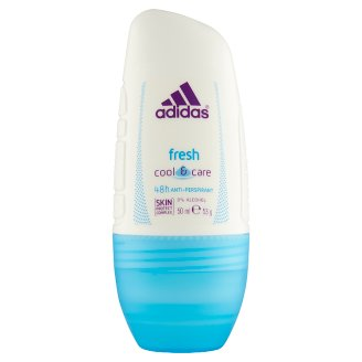 Adidas Cool & Care 48h Fresh Anti-Perspirant Roll-On for Women 50 ml