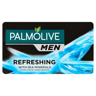Palmolive Men Refreshing pipereszappan 90 g
