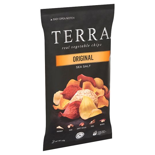 Terra Original Mixed Vegetable Chips 110 g