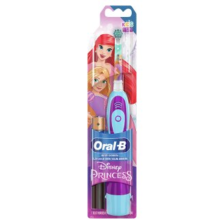 Oral-B Stages Power Kids Battery Toothbrush featuring Disney Cars or Princess