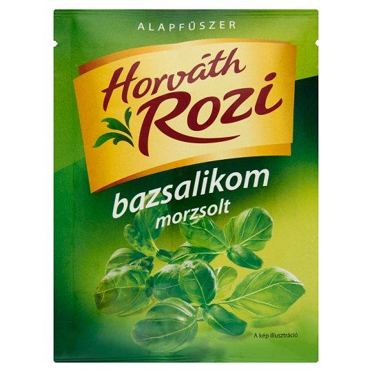 Horváth Rozi morzsolt bazsalikom 10 g