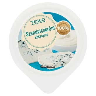 Tesco Creamy Sandwich Cream with Blue Cheese 150 g