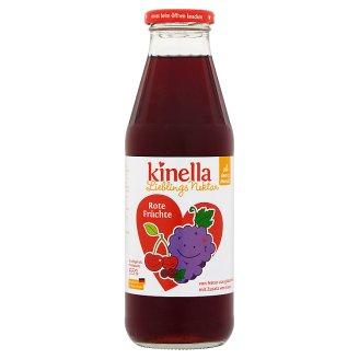 Kinella piros gyümölcsital 7hó 500 ml