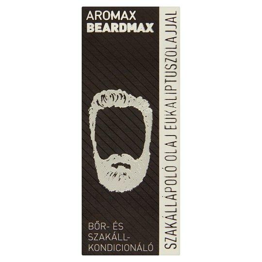Aromax Beardmax szakállápoló olaj eukaliptuszolajjal20 ml