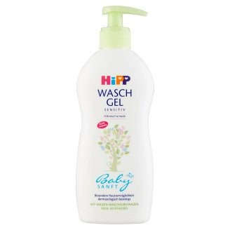 HiPP Babysanft Wash Gel 400 ml