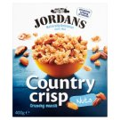 Jordans Country Crisp Cereal Clusters with Nuts 400 g