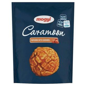 Mogyi Caramoon édes vajkaramellás cukormázzal bevont pattogatott kukorica 70 g