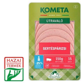 Kométa Mindennap finom! Harmónia Sliced Pork Bologna Sausage 150 g