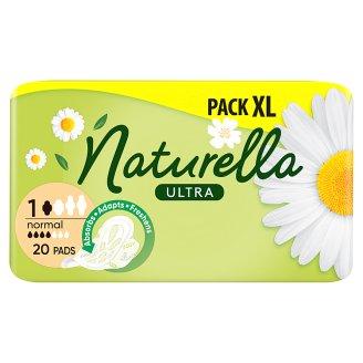Naturella Sanitary Towels Ultra Normal Camomile, 20 Pads