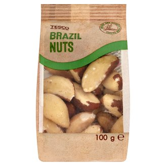 Tesco brazil dió 100 g