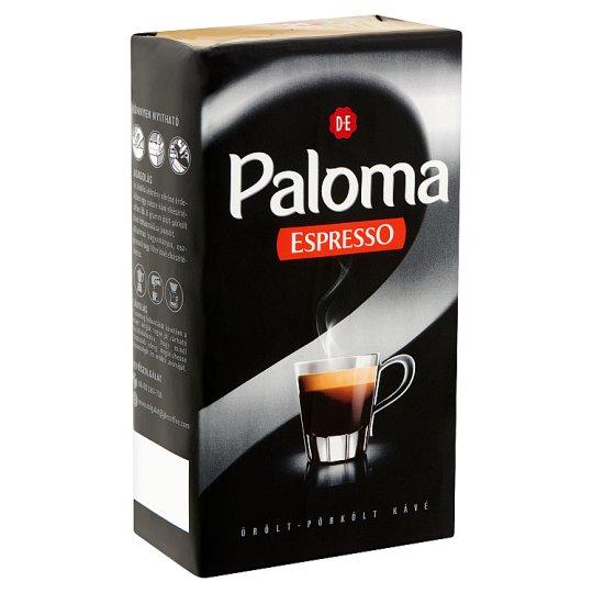 Douwe Egberts Paloma Espresso Ground-Roasted Coffee 225 g
