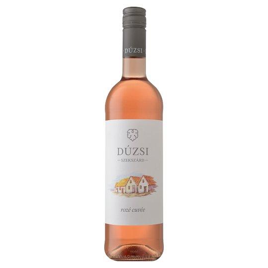 Dúzsi Rosé Cuvée száraz rosé bor 13% 0,75 l