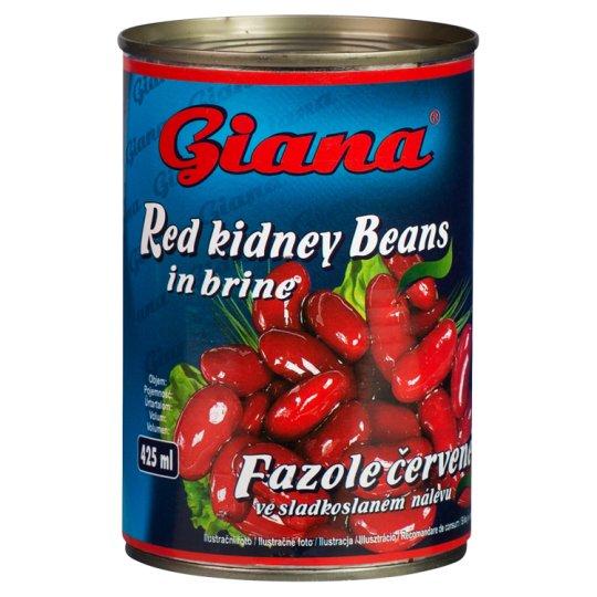 Giana vörösbab sós lében 400 g