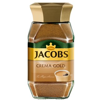 Jacobs Crema Gold 100% instant kávé 100 g