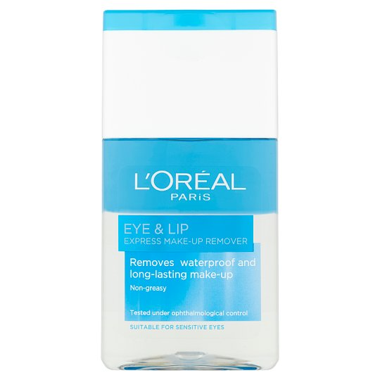 L'Oréal Paris Express Make-Up Remover for Eye & Lip 125 ml