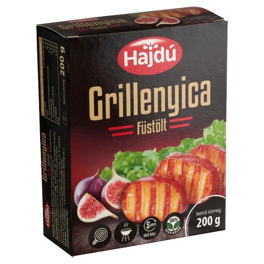 Hajdú Grillenyica füstölt serpenyős & grillsajt 200 g