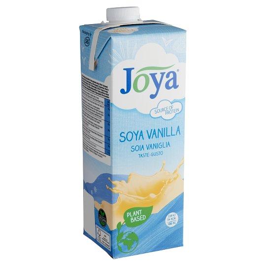 Joya Soya UHT szójaital vanília aroma ízesítéssel 1 l
