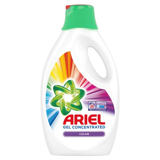 Ariel Color Folyékony Mosószer, 2,75 l, 50 Mosáshoz