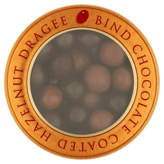 Bind Coated Hazelnut Dragee 125 g