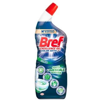 Bref 10x Effect Power Gel Ocean vízkőoldó tisztítószer 700 ml