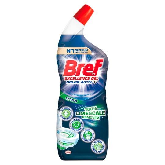 Bref 10x Effect Power Gel Ocean Anti-Limescale Cleaner 700 ml