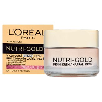 image 2 of L'Oréal Paris Nutri-Gold Nourishing Day Face Cream 50 ml