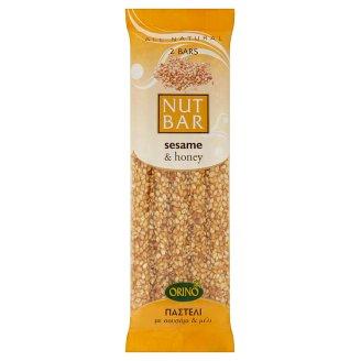 Orino Gluten-Free Sesame Seed Bar with Honey 45 g