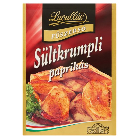 Lucullus Paprika Flavoured Baked Potato Seasoned Salt 25 g