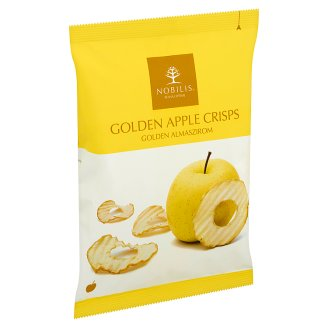 Nobilis Dried Golden Apple Crisps 20 g