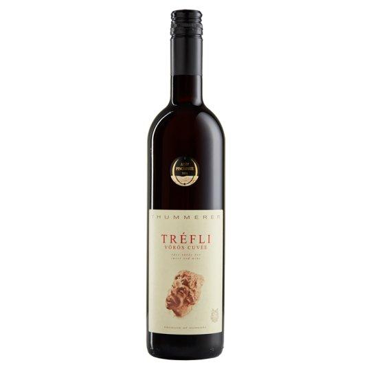 Thummerer Tréfli Cuvée Sweet Red Wine 11% 0,75l