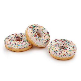 Defrosted Doughnut with Colorful Candies 58 g