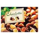 Charlotte egész mogyorós étcsokoládé bonbon 225 g