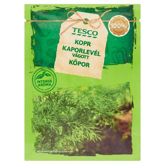 Tesco Cut Dill Leaves 6 g