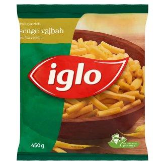 Iglo Quick-Frozen Yellow Wax Beans 450 g