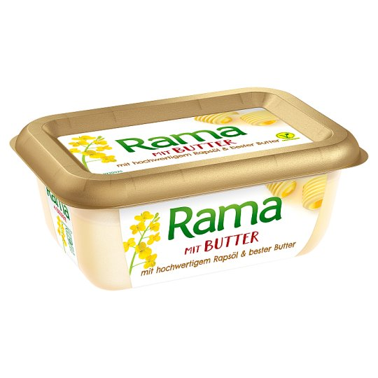 Rama Spreadable Mixed Product with Butter 225 g